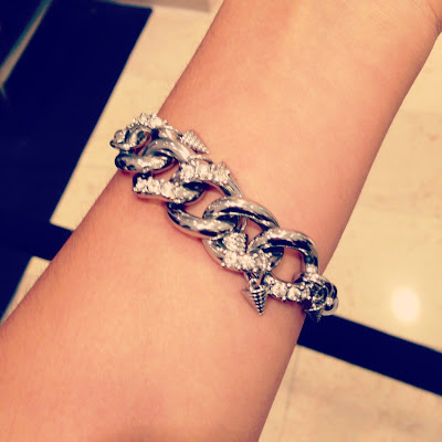 Jessica Flores Rebecca Minkoff Bracelet