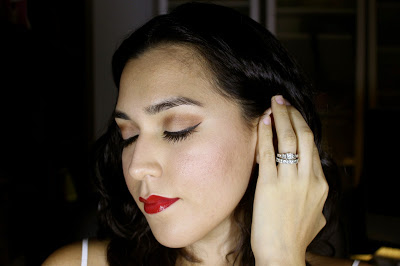 Mary Kay White-Hot Suit Holiday Trend Look