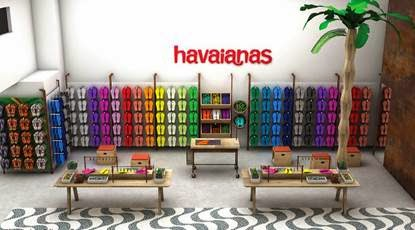 105dcf6fd4050f Havaianas Brings Brazil to NYC! – Domesticated Me