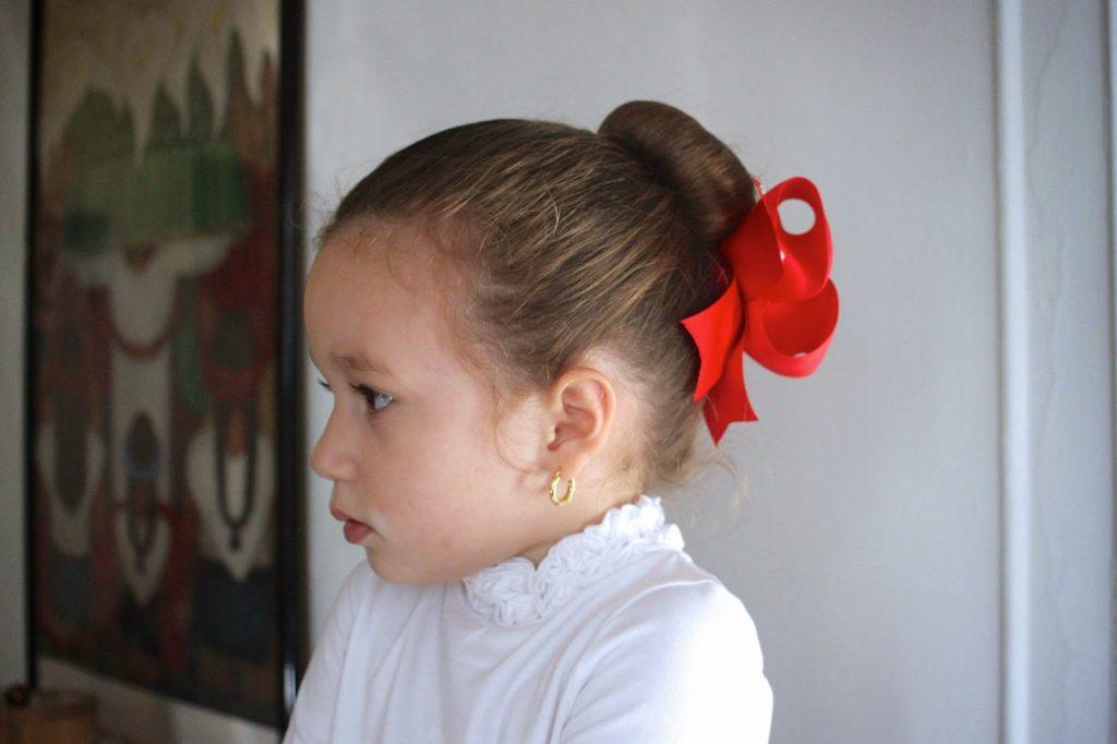 Hongfei Christmas Set Of 6 Baby Headbands Turban Holiday Hair