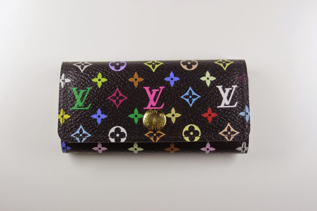 791994da947 Here is the latest addition to my Louis Vuitton Collection – the Multicolor  4 Ring Key Holder. Check out my unboxing video below and see how it  compares to ...