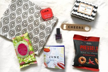POPSUGAR June Must Have Unboxing YouTube
