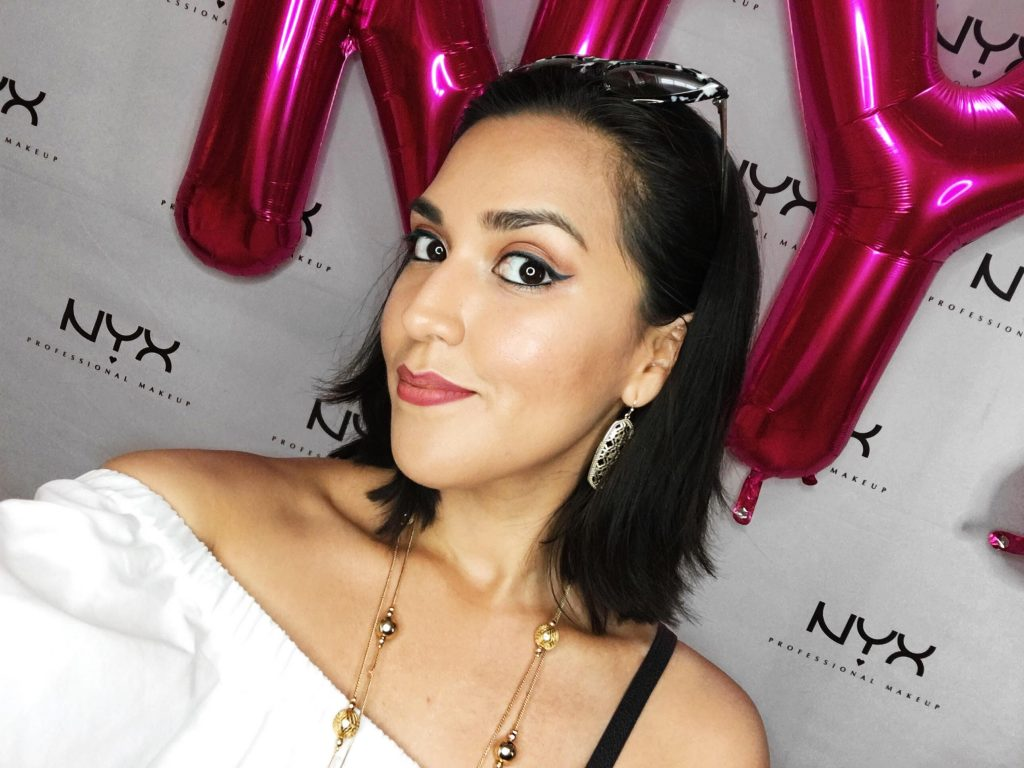 NYX Cosmetics Queens Store Opening