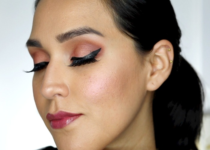 Urban Decay Naked Heat Review Swatches Tutorial Domesticated Me