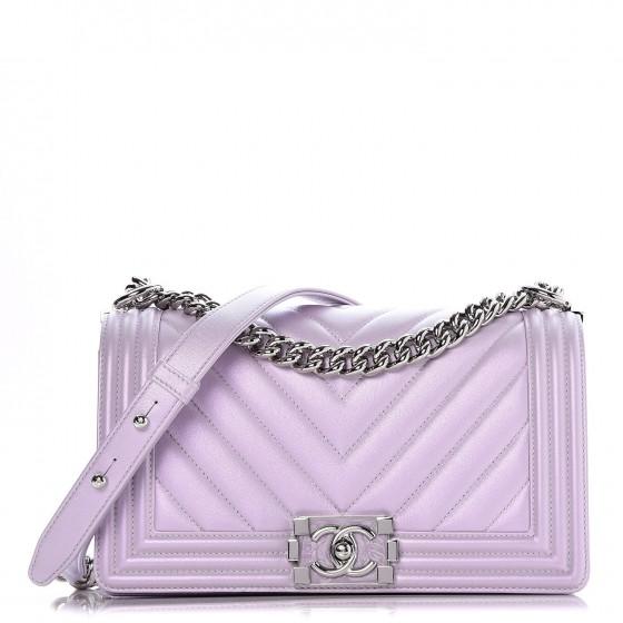 9477550bdb4c chanel metallic pink boy flap – Domesticated Me