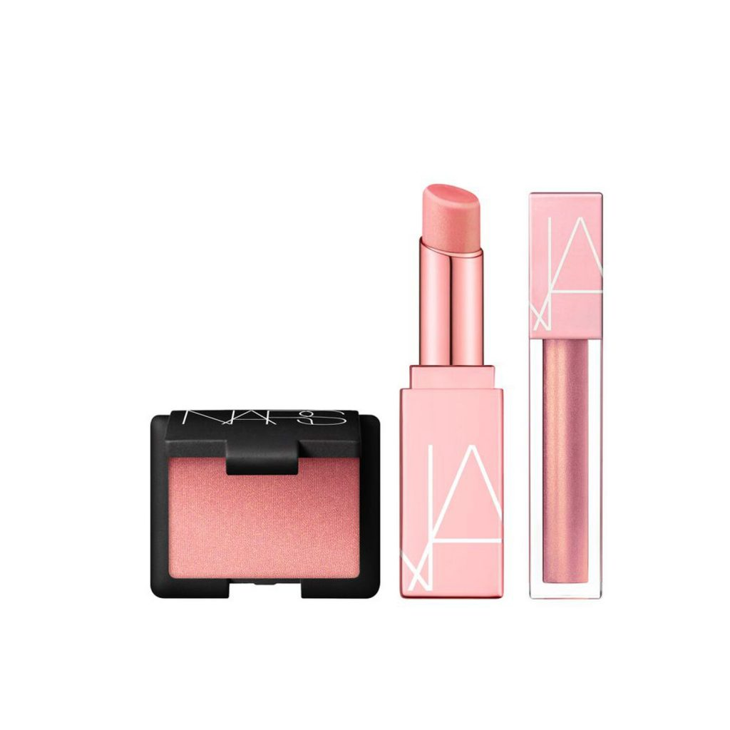 Nars Mini Orgasm Blush & Lip Ultimate Set