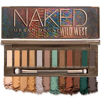 Urban Decay Wild West Palette
